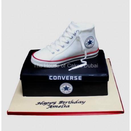 converse sneaker cake 1 6
