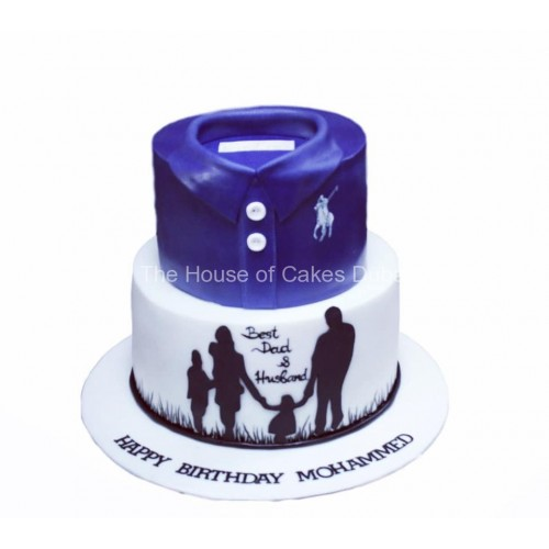 best dad and husband cake 7