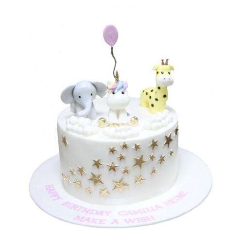 cute animals cake 2 7