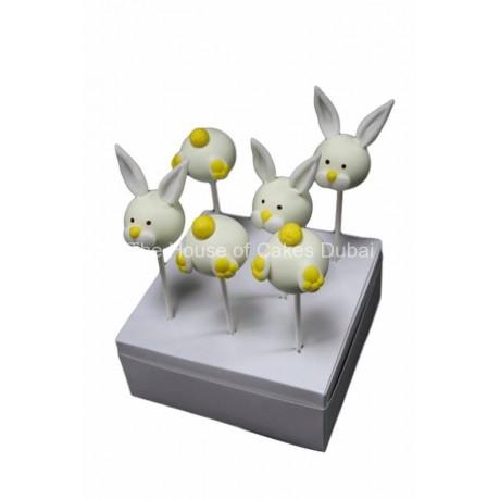 bunny cake pops 6