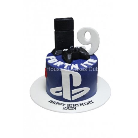 fortnite cake 7 7