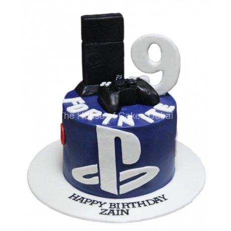 fortnite cake 7 6