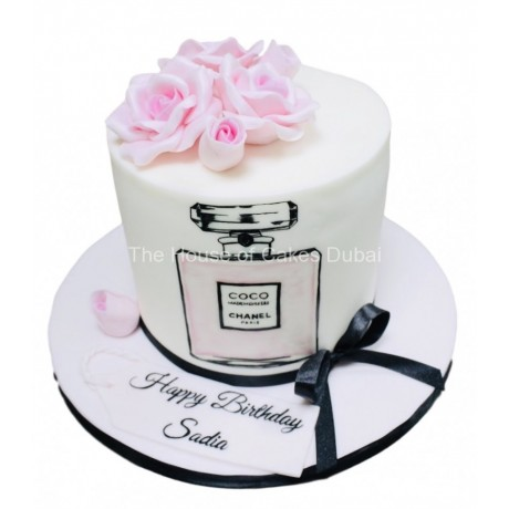 coco chanel cake 1 6