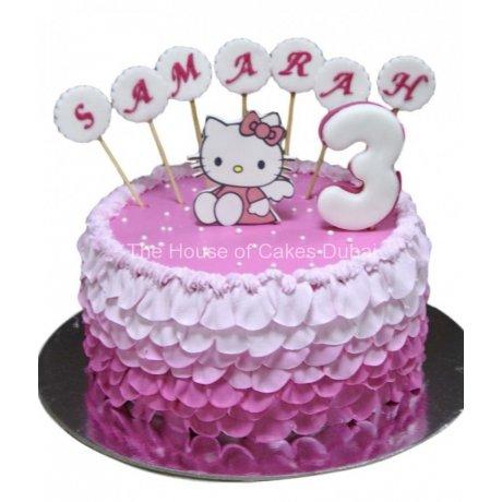 hello kitty cake 32 6