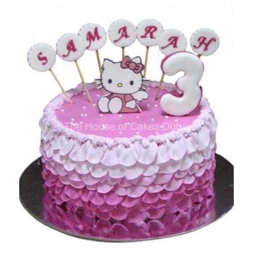 Hello Kitty cake 32