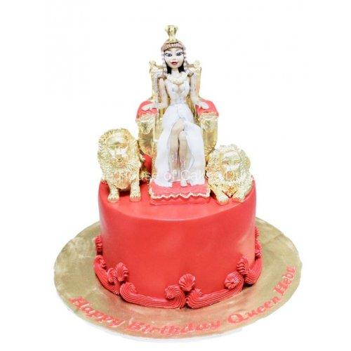 cleopatra cake 7