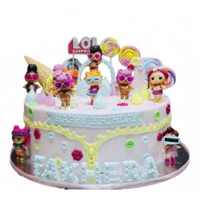 LOL cake 6