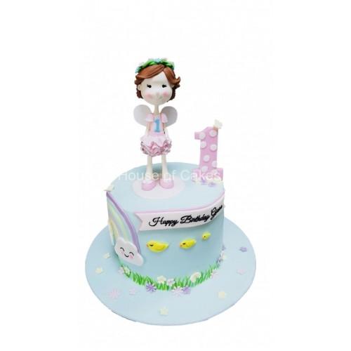 cute fairy cake 7 7