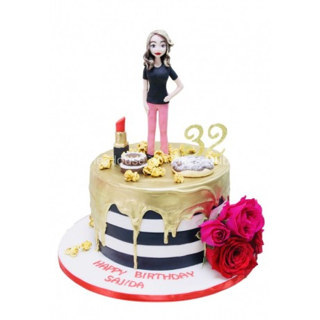 cake for her 6