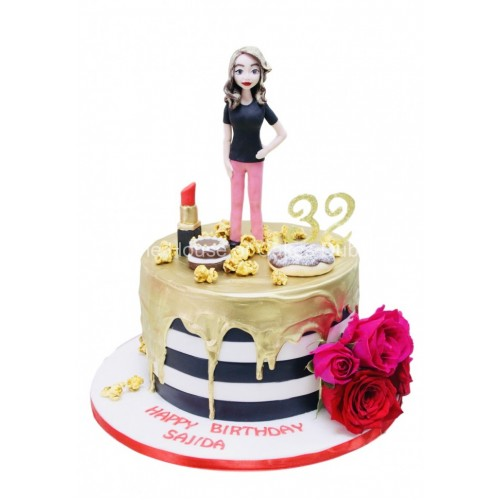 cake for her 7