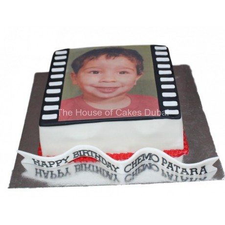 cake with photo 6 6