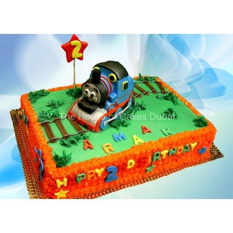 Thomas The Tank Engine Cake 3