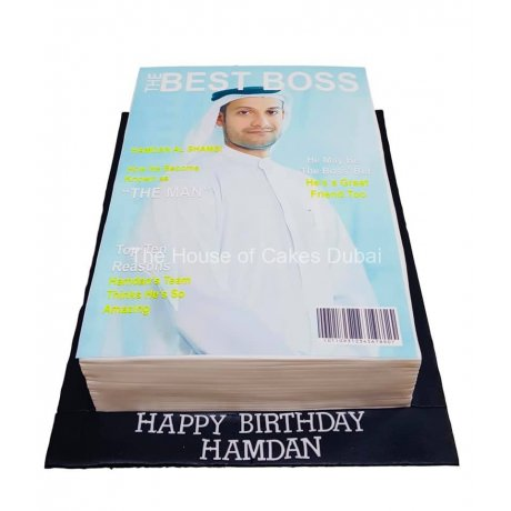 best boss magazine cake 6