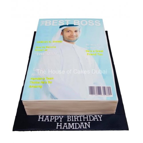 best boss magazine cake 7