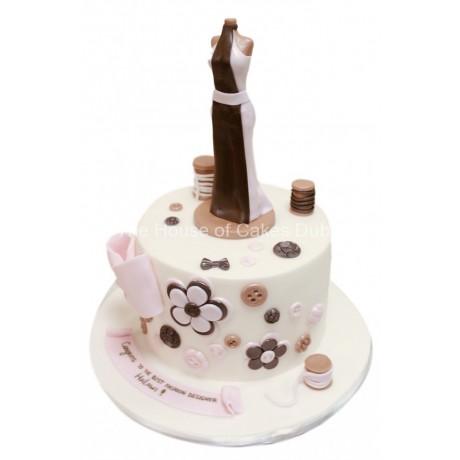 fashion designer cake 2 6