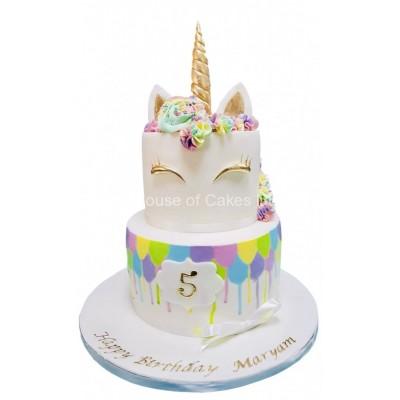 Unicorn Cake 5