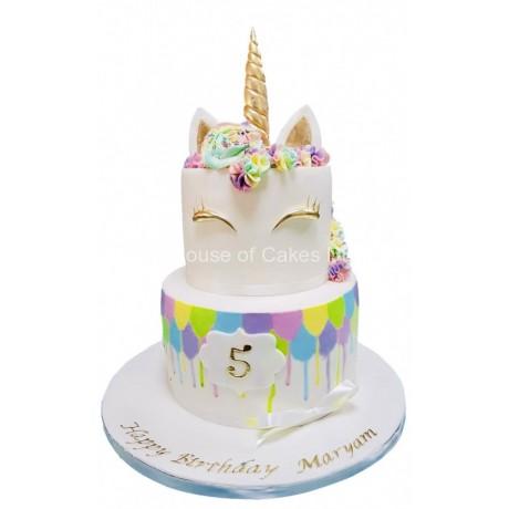 unicorn cake 5 6