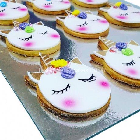unicorn cookies 6