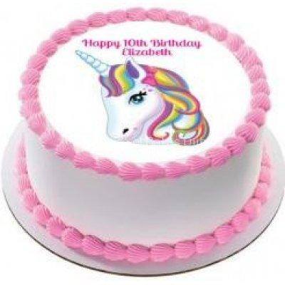 Unicorn cake 28