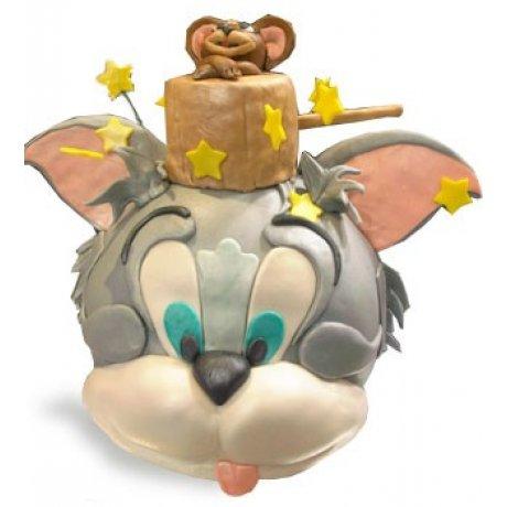 Birthday Cake Tom & Jerry