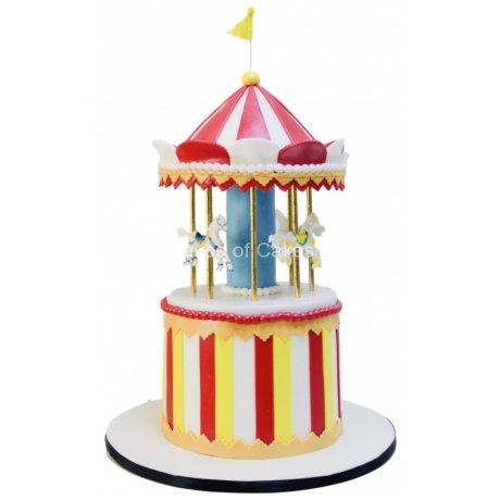 circus theme cake 11 6