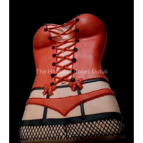 Birthday Surprise Cake 5