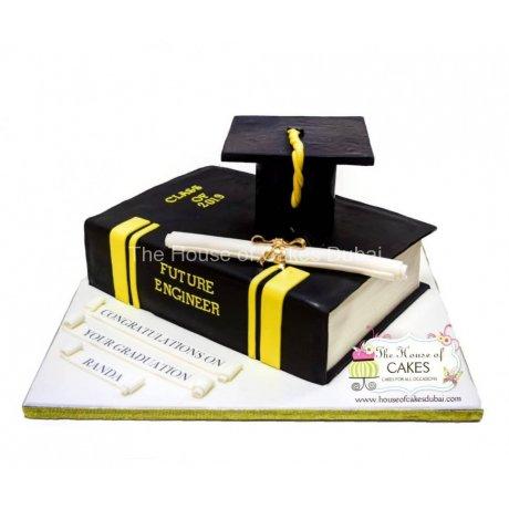 graduation cake 50 6