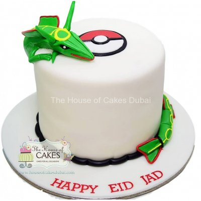 Pokemon cake 11