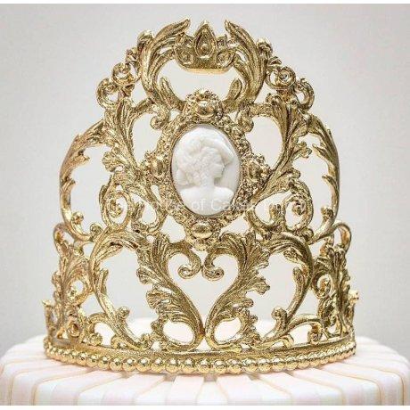 crown cake 31 7