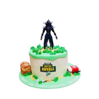 Fortnite cake 5