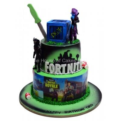 Gomez Addams POP 3D cake