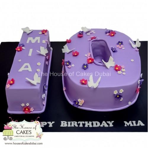 10 birthday cake for girl