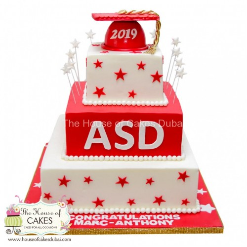 graduation cake 51 7