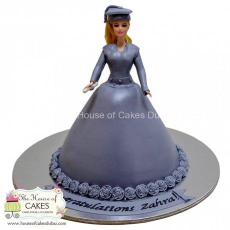 Graduation cake 32