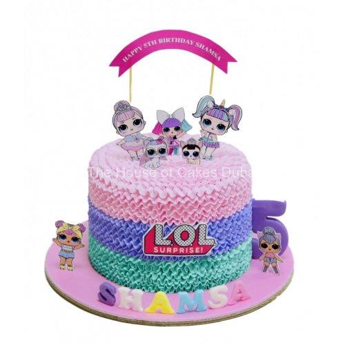 LOL Cake 8