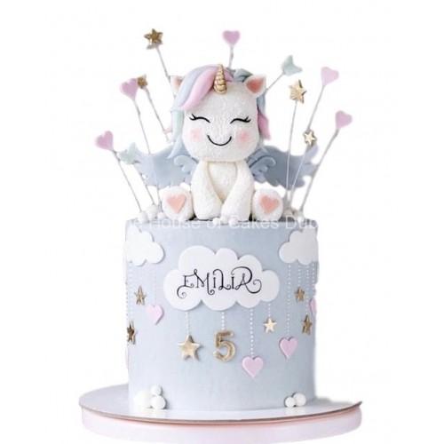 Unicorn Cake 35