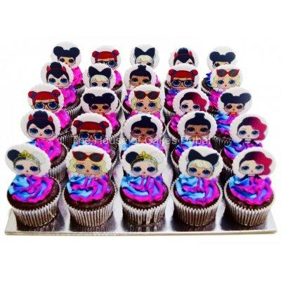 LOL cupcakes 1