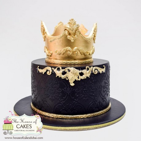 Crown Cake 32
