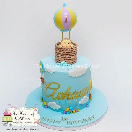 balloons cake 2 7
