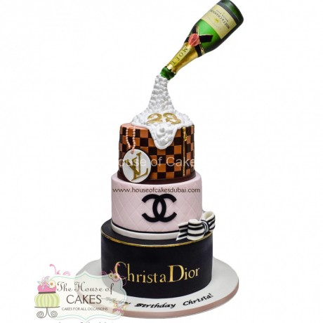 fashionista cake 4 6