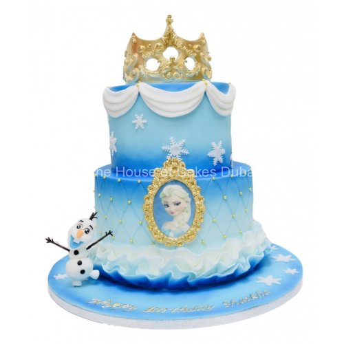 Frozen cake 40