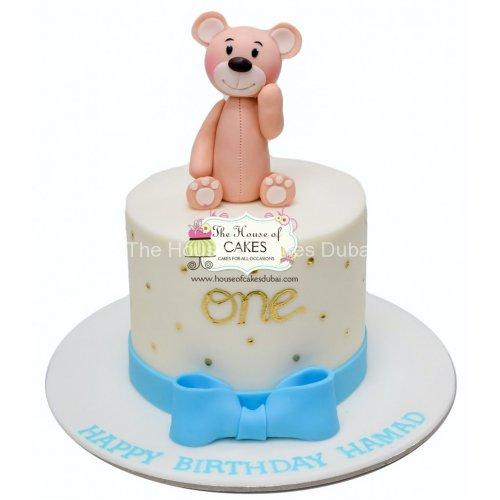 Teddy Bear Cake 9