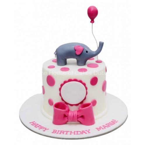 cute elephant cake 2 8
