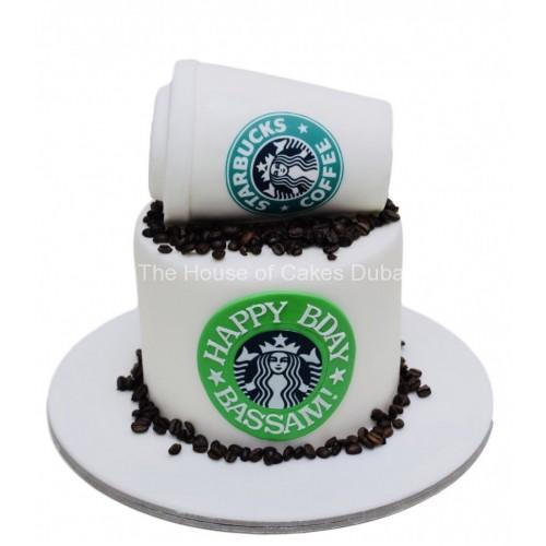 Starbucks cake 8