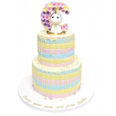 Unicorn Cake 37