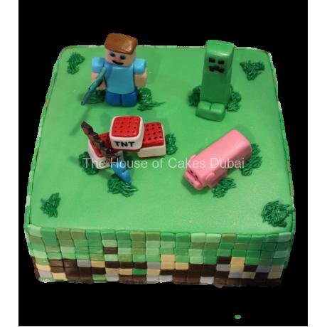minecraft cake 11 6