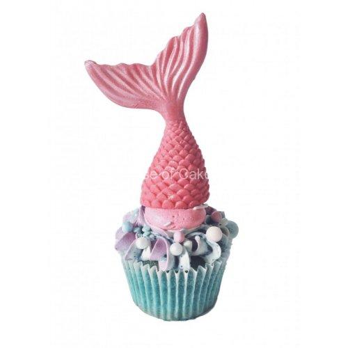 Mermaid cupcakes 3