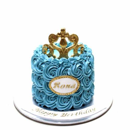 crown cake 30 7