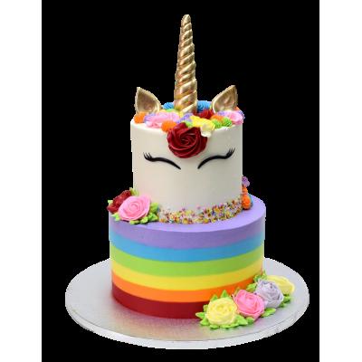 Unicorn Cake 38