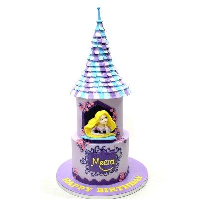Rapunzel Cake 10